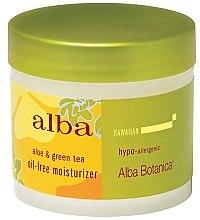 """Parfüm, Parfüméria, kozmetikum Nem zsíros állagú hidratáló krém """"Aloe és Zöld tea"""" - Alba Botanica Natural Hawaiian Oil Free Moisturizer Refining Aloe & Green Tea"""