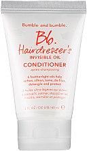 Parfüm, Parfüméria, kozmetikum Helyreállító kondicionáló száraz hajra - Bumble and Bumble Hairdresser's Invisible Oil Conditioner Travel Size