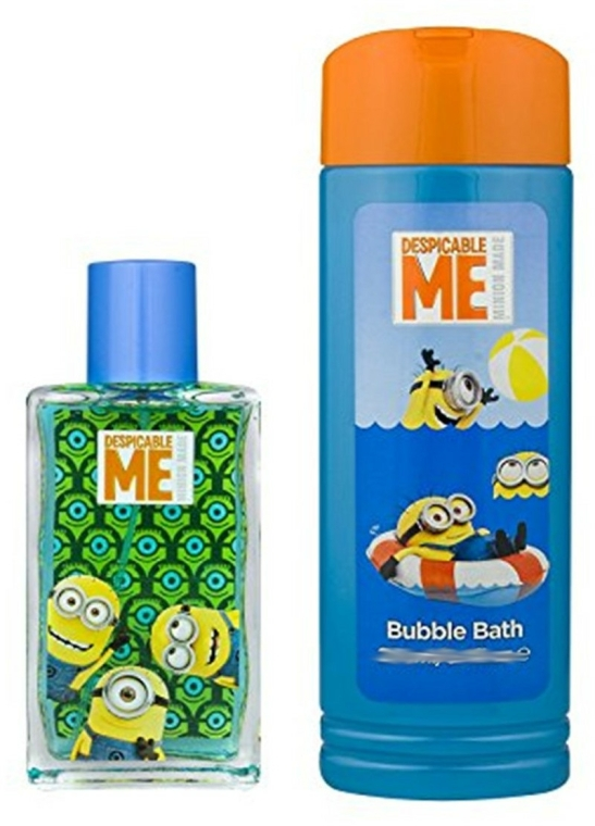 Corsair Despicable me - Szett (edt/75ml+sh/gel/150ml)