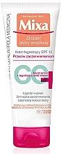 Parfüm, Parfüméria, kozmetikum CC-krém - Mixa Sensitive Skin Expert Soothing SPF15 Care