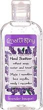 Parfüm, Parfüméria, kozmetikum Levendula illató alkoholos kézzselé - Bluxcosmetics Naturaphy Alcohol Hand Sanitizer With Lavender Fragrance (mini)