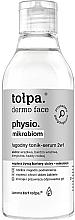 Parfüm, Parfüméria, kozmetikum 2 az 1-ben gyengéd toner szérum - Tolpa Dermo Physio Mikrobiom Tonik-Serum