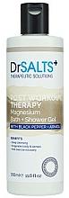 Parfüm, Parfüméria, kozmetikum Tusfürdő - Dr Salts + Post Workout Therapy Magnesium Shower Gel
