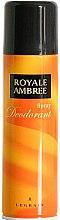 Parfüm, Parfüméria, kozmetikum Legrain Royale Ambree - Deo spray