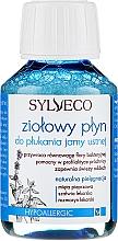 Parfüm, Parfüméria, kozmetikum Szájüregölítő - Sylveco Herbal Mouthwash (mini)