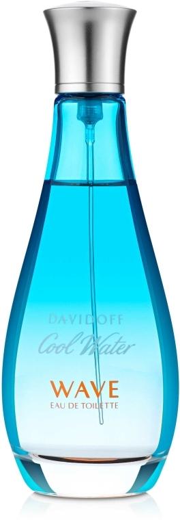 Davidoff Cool Water Wave Woman 2018 - Eau De Toilette (teszter kupakkal)