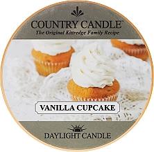 Parfüm, Parfüméria, kozmetikum Teamécses - Country Candle Vanilla Cupcake Daylight