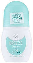 Parfüm, Parfüméria, kozmetikum Breeze Neutro Deodorant Roll-On - Golyós dezodor