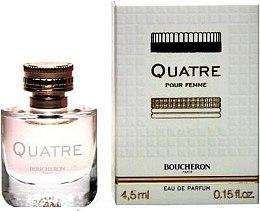 Parfüm, Parfüméria, kozmetikum Boucheron Quatre Boucheron Pour Femme - Eau De Parfum (mini)