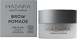 Parfüm, Parfüméria, kozmetikum Szemöldök pomádé - Madara Cosmetics Brow Pomade