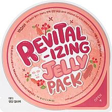Parfüm, Parfüméria, kozmetikum Szövetmaszk - Yadah Revitalizing Jelly Pack