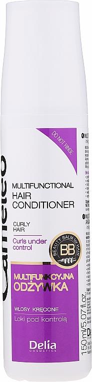 "Folyékony keratin ""Göndörítő"" - Delia Cameleo Liquid Keratin Curly Hair"