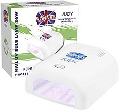 Parfüm, Parfüméria, kozmetikum UV lámpa, fehér - Ronney Professional Judy UV 36W (GY-UV-230) Lamp