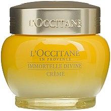 Parfüm, Parfüméria, kozmetikum Hidratáló arckrém  - L'occitane Immortelle Divine Moisturizer Cream