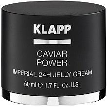 """Parfüm, Parfüméria, kozmetikum Kerém-zselé """"Kaviár energia"""" - Klapp Caviar Power Imperial 24H Jelly Cream"""