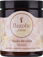 "Parfüm, Parfüméria, kozmetikum Testolaj ""Monoi"" - Flagolie by Paese Monoi"