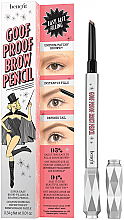 Parfüm, Parfüméria, kozmetikum Szemöldökceruza - Benefit Goof Proof Brow Pencil