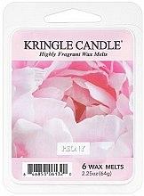 Parfüm, Parfüméria, kozmetikum Aroma viasz - Kringle Candle Peony