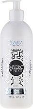 Parfüm, Parfüméria, kozmetikum Folyékony kézmosó szappan pantenollal - Slavica Soap