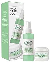 Parfüm, Parfüméria, kozmetikum Szett - Mario Badescu Cucumber Mask & Mist Duo Set (mask/56g+spray/118ml)
