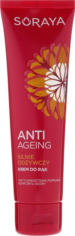Tápláló kézkrém - Soraya Anti-Ageing Hand Cream