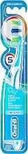Parfüm, Parfüméria, kozmetikum Fogkefe, égszínkék - Oral-B Complete 5 Ways Clean 40 Medium