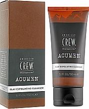 Parfüm, Parfüméria, kozmetikum Hámlasztó agyag tisztító - American Crew Acumen Clay Exfoliating Cleanser