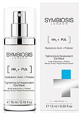 Parfüm, Parfüméria, kozmetikum Feszesítő maszk szemkörnyékre - Symbiosis London Tightening & Resplendent Eye Mask