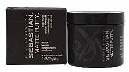 Parfüm, Parfüméria, kozmetikum Hajformázó krém - Sebastian Professional Matte Putty