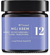 Parfüm, Parfüméria, kozmetikum Növényi krém - Fitomed Herbal Cream Nr12