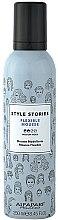 Parfüm, Parfüméria, kozmetikum Hajhab közepes fixálás - Alfaparf Style Stories Flexible Mousse Medium Hold