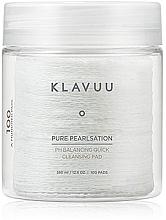 Parfüm, Parfüméria, kozmetikum Arctisztító peeling-párna 100db - Klavuu Pure Pearlsation PH Balancing Quick Cleansing Pad