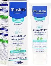 Parfüm, Parfüméria, kozmetikum Puhító arckrém - Mustela Bebe Emollient Cream