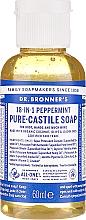 """Parfüm, Parfüméria, kozmetikum Folyékony szappan """"Menta"""" - Dr. Bronner's 18-in-1 Pure Castile Soap Peppermint"""