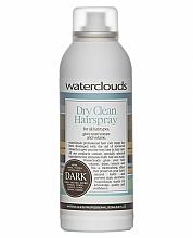 Parfüm, Parfüméria, kozmetikum Száraz sampon sötét sampon - Waterclouds Volume Dry Clean Dark Hairspray