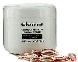 """Parfüm, Parfüméria, kozmetikum Arckapszula """"Sejtes helyreállítás. Rózsa"""" - Elemis Cellular Recovery Skin Bliss Rose"""