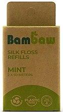 """Parfüm, Parfüméria, kozmetikum Fogselyem """"Menta"""" - Bambaw (utántöltő)"""