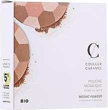 """Parfüm, Parfüméria, kozmetikum Arcpúder """"Mozaik"""" - Couleur Caramel Mosaic Powder"""