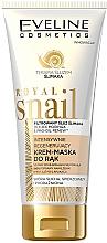 Parfüm, Parfüméria, kozmetikum Intenzív regeneráló kézkrém - Eveline Cosmetics Royal Snai