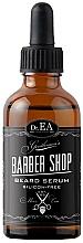 Parfüm, Parfüméria, kozmetikum Szakáll szérum - Dr. EA Barber ShopBeard Serum