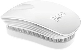 Parfüm, Parfüméria, kozmetikum Hajkefe fésű - Ikoo Pocket White Brush