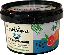 Parfüm, Parfüméria, kozmetikum Gomage - Berrisimo Detox Body Scrub-Gommage