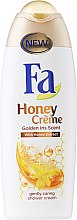 Parfüm, Parfüméria, kozmetikum Krémtusfürdő - Fa Honey Golden Iris Scent Shower Cream
