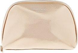 Parfüm, Parfüméria, kozmetikum Neszeszer, arany - Jimmy Choo Make Up Pouch Gold