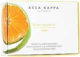 Parfüm, Parfüméria, kozmetikum Szappan - Acca Kappa Green Mandarin Toilet Soap