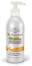 """Parfüm, Parfüméria, kozmetikum Tusfürdő """"Narancs"""" - Ma Provence Shower Gel Orange"""