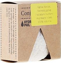 Parfüm, Parfüméria, kozmetikum Konjac szivacs - Hydrophil