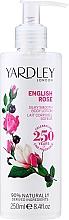 Parfüm, Parfüméria, kozmetikum Yardley Contemporary Classics English Rose - Testápoló