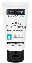 Parfüm, Parfüméria, kozmetikum Nyugtató krém-gél - Hean Men's Atelier Soothing Gel Cream