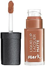 Parfüm, Parfüméria, kozmetikum Matt ajakrúzs - Avon Mark Liquid Lip Lacquer Matte